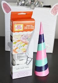 unicorn valentine card box at artsysymama com plaidcrafts modpodge applebarrel