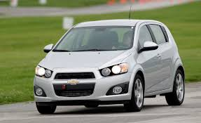 All Chevy chevy cars 2012 : Chevrolet Prices the 2012 Sonic From $14,495; Hatchback Starts at ...