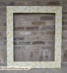 harbor freight miter saw. diy mosaic tile frame made from wood yardsticks harbor freight miter saw