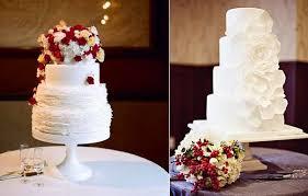 Christmas Wedding Cakes Seasonal Elegant Cake Geek Magazine