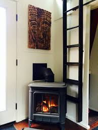 how to heat your tiny house