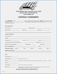 Retainer Agreement Template Retainer Agreement Template Uk Best Of Dj Contract Agreement 19
