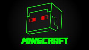 Minecraft Logo 4k Wallpapers ...