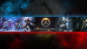 Youtube Channel Banners Overwatch Youtube Channel Art Banner