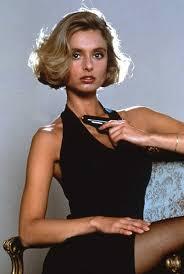 MARYAM D ABO 1987 THE LIVING DAY LIGHTS Those Bond Girls.