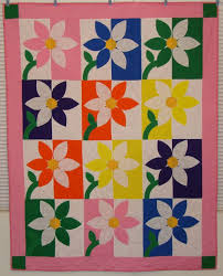 Make a Daisy Quilt — Crafthubs & Happy Daisy Quilt - Page 6 Adamdwight.com