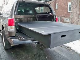 bedroom fabulous weekend project hunting storage camper bed storage truck drawers diy ponds awesome truck