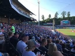Smokies Baseball Stadium Seating Chart Smokies Stadium Seating Picture Of Tennessee Smokies Minor