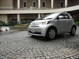 Toyota iQ EV to debut at Geneva
