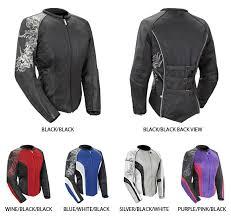joe rocket las cleo 2 2 textile jacket