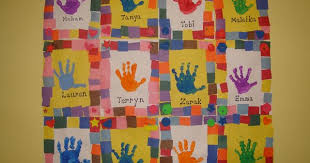 Most Repinned Pinterest Pins | Repinned.net - Page 10807 of 47608 & Hands Prints, Prints Quilt, Preschool Lessons, Hand Prints, Classroom Quilt  Ideas, Adamdwight.com