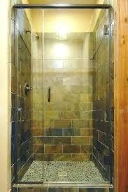 cost to install frameless glass shower door how much do glass shower doors cost average cost