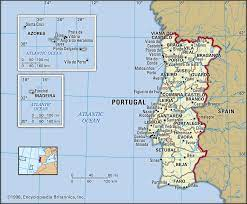 Portugal   History, People, Maps, & Facts