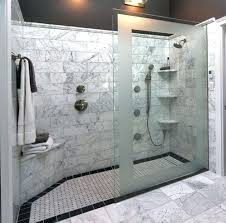 walk in shower with no doors awesome bathroom walk in showers best shower no doors ideas