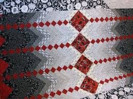 Red And Black Quilts – co-nnect.me & ... Black And Red Quilts To Make The Red Makes The Black And White Fabrics  Pop Red ... Adamdwight.com