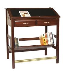 wood stand up desk plans