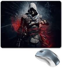 Коврик для мышки <b>Assassin</b>`s <b>creed</b> 4 #238312 от mrmaximus