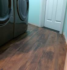 Transform Your Laundry Room Floor With Faux Wood Vinyl Flooring, Flooring, Laundry  Rooms Gallery