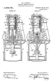 Combustion Engine Design File Us1068781 Internal Combustion Engine 2 Jpg