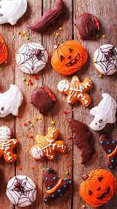 Fall Halloween iPhone Wallpapers - Top ...