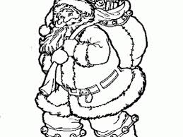 Small Picture 41 Coloring Page Santa Claus Santa Claus Face Coloring Pages AZ