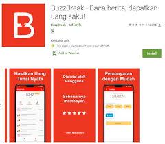Apk satu ini merupakan aplikasi baca berita yang konsepnya tak jauh berbeda dengan baca plus, buzzbreak, ataupun indo today. 25 Aplikasi Penghasil Uang 2021 Terbukti Membayar