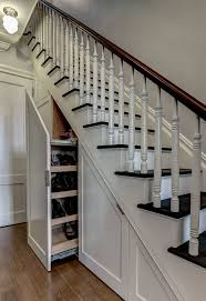under stairs lighting. Staircase Ceiling Design Traditional With Dark Wood Stairs Light Floor Under Lighting L