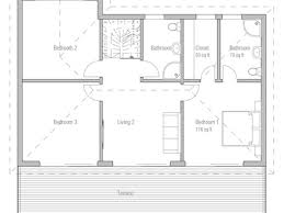 Small Affordable House Plans Simple Small House Floor Plans    Small House Floor Plans Modern House Floor Plans