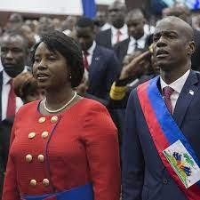 Martine Moïse, Widow of Haiti President ...