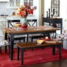 pier 1 kitchen table also in straight leg style pier 1 bench rubbed black pier one pier 1 kitchen table