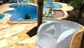 diy plunge pool plunge pool ideas plunge semi costs fiberglass backyard landscaping small amusing pools pool