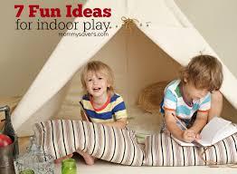 indoor activities for kids. Fun Activities For Indoor Play Kids