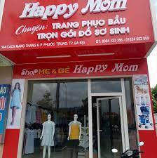Shop Mẹ và bé Happy Mom - Home