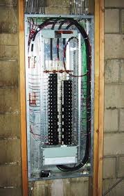 208y 120 volt 3 phase 4 wire service internachi here is a 3 phase house panel used in an apartment building in san diego
