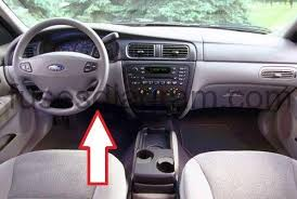fuses and relays box diagram ford taurus 2000 2007 fuse box diagram ford taurus 2000 2007