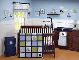 Nautical Inspired Bedrooms Nautical Baby Bedding Ideas Wall Inspirations