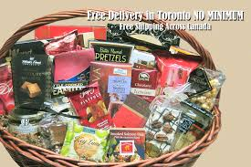 gift baskets toronto wine corporate get well birthday