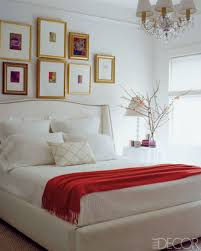 Red Bedroom Decor Interior Casual Image Of Red Black And White Bedroom Decoration
