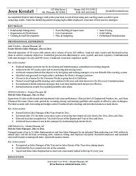 Industrial Sales Manager Resume Industrial Sales Manager Resume
