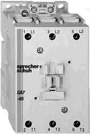 sprecher schuh ca3 9 10 wiring diagram sprecher sprecher schuh ca7 72 10 120 iec contactor 1 n c base on sprecher schuh ca3