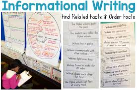 Find Related Facts And Order Facts Informational Writing