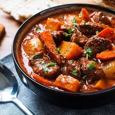 slow cooker beef stew recipe with