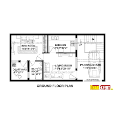 house plan for 40 feet by 20 feet plot plot size 89 square yards gharexpert com