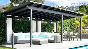 Modern Pergola Attached To House Metal Kits Contemporary For Sale.