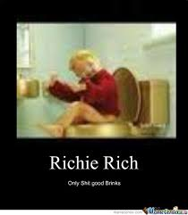 Richie Rich by Koolrn12 - Meme Center via Relatably.com