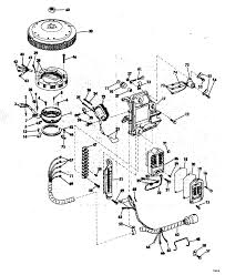 evinrude ignition system parts for 1977 55hp 55773d outboard motor reference numbers in this diagram can be found in a light blue row below scroll down to order each product listed is an oem or aftermarket equivalent