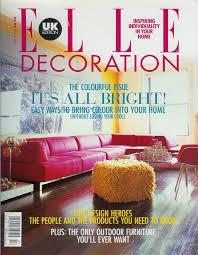 Small Picture Cover of Elle Decoration ELLE DECOR Pinterest Elle decor and