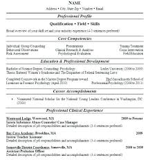 Two Page Resume Sample Two Page Resumes One Page Resume Sample Pdf ...
