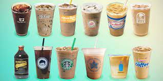 Burger king iced coffee flavors. I Tried 12 Iced Coffees And Here Rsquo S The Best One Myrecipes