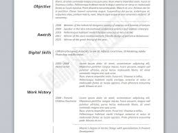 Download Artist Resume Template Haadyaooverbayresort Com